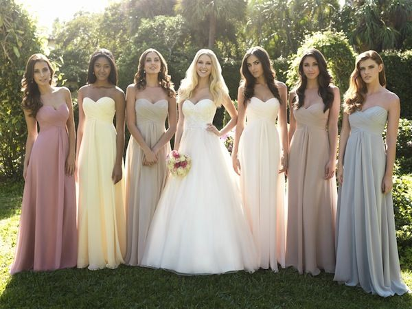 Bohemian Bridesmaid Dresses | Bohemian Bridesmaid Dresses ...