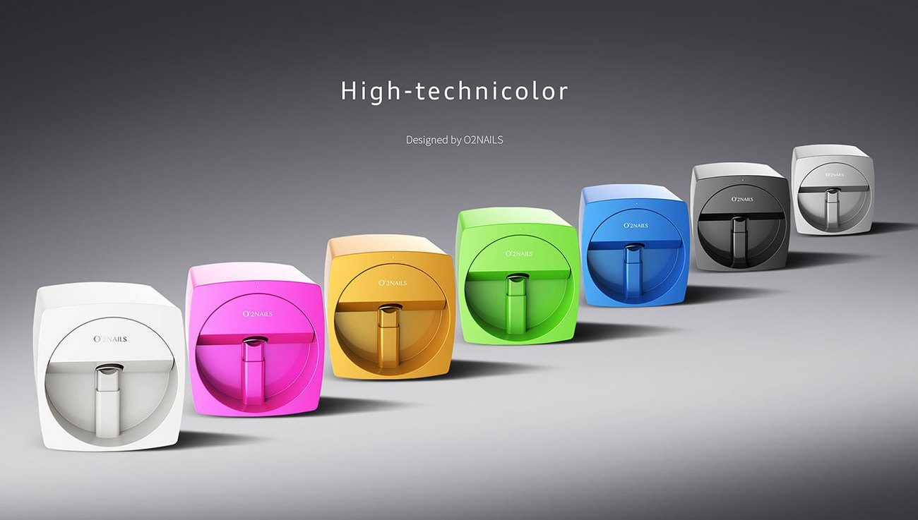 2 Mobile Nail Printer