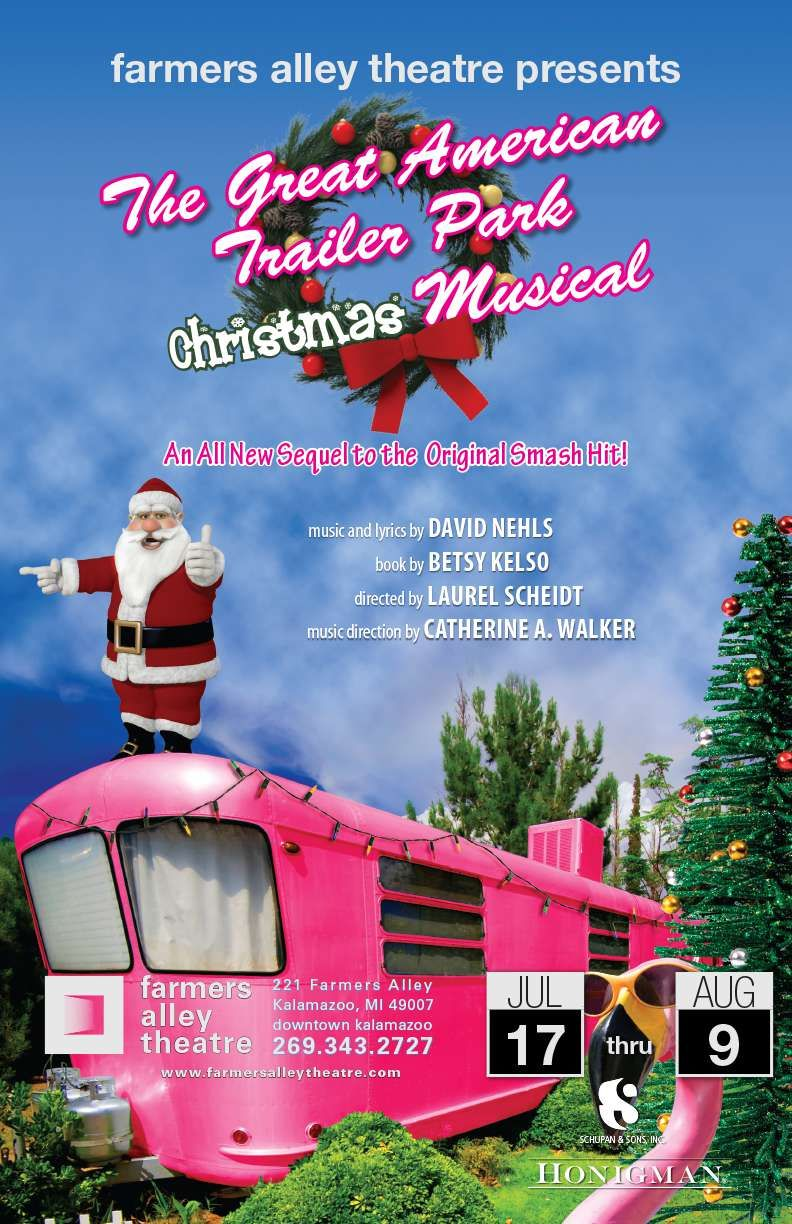 Trailer Park Christmas Images Google Search Flamingo Christmas Trailer Park Christmas Images