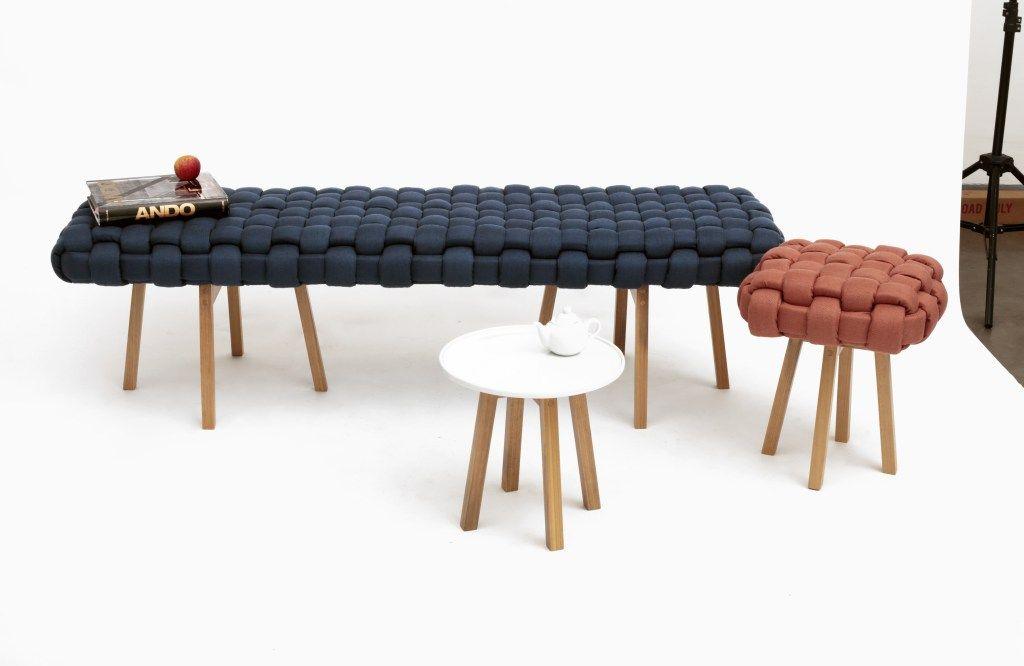 Brazilian Furniture Designer Humberto da Mata Mixes Colors and Textures to Create Tactile Pieces – NONAGON.style