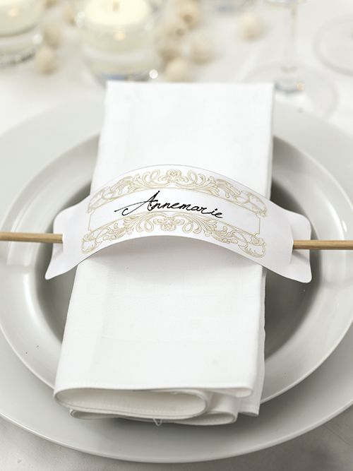 nice place card idea tablecards numbers menu wedding stationery pinterest nice place. Black Bedroom Furniture Sets. Home Design Ideas