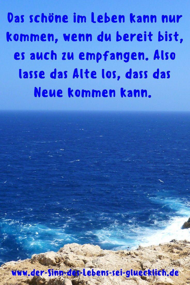 Cool Sprüche Mit Glück The Best Of Sprüche Und Zitate: #sprüche #zitate #gedanken #loslassen