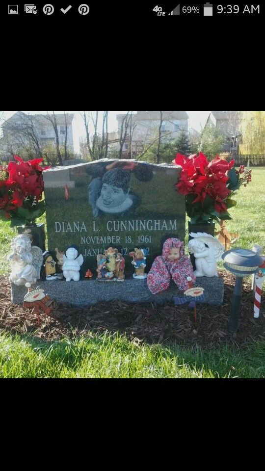 Angels and LOTS of love for Diana!