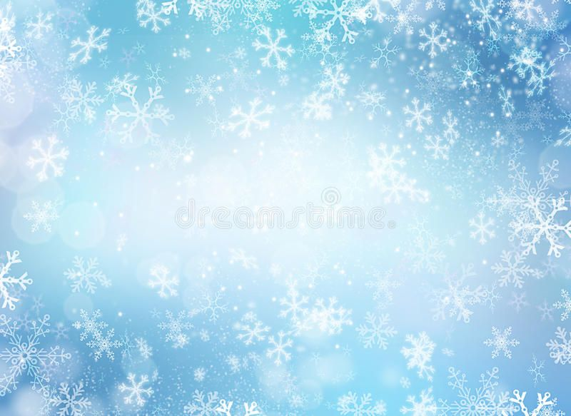 Red Christmas Winter Holiday Background With Snowflake Vector Free Image By Rawpixel Com