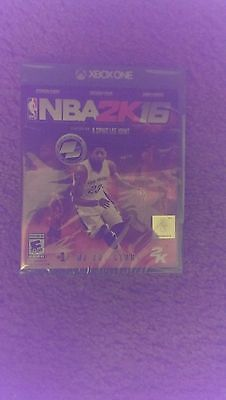 nice NBA 2K16 (Microsoft Xbox One 2015) Brand NEW - For Sale Check more at http://shipperscentral.com/wp/product/nba-2k16-microsoft-xbox-one-2015-brand-new-for-sale/