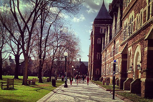 Top 10 Most Expensive Colleges in the US 8  Trinity College