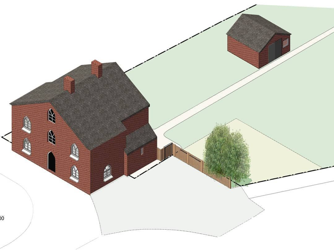 Really Happy To Have Received Planning Permission And Listed Building Consent For A Listed House In Northa In 2020 Planning Permission Listed Building Northamptonshire
