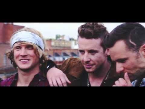 McFly - behind the scenes - YouTube