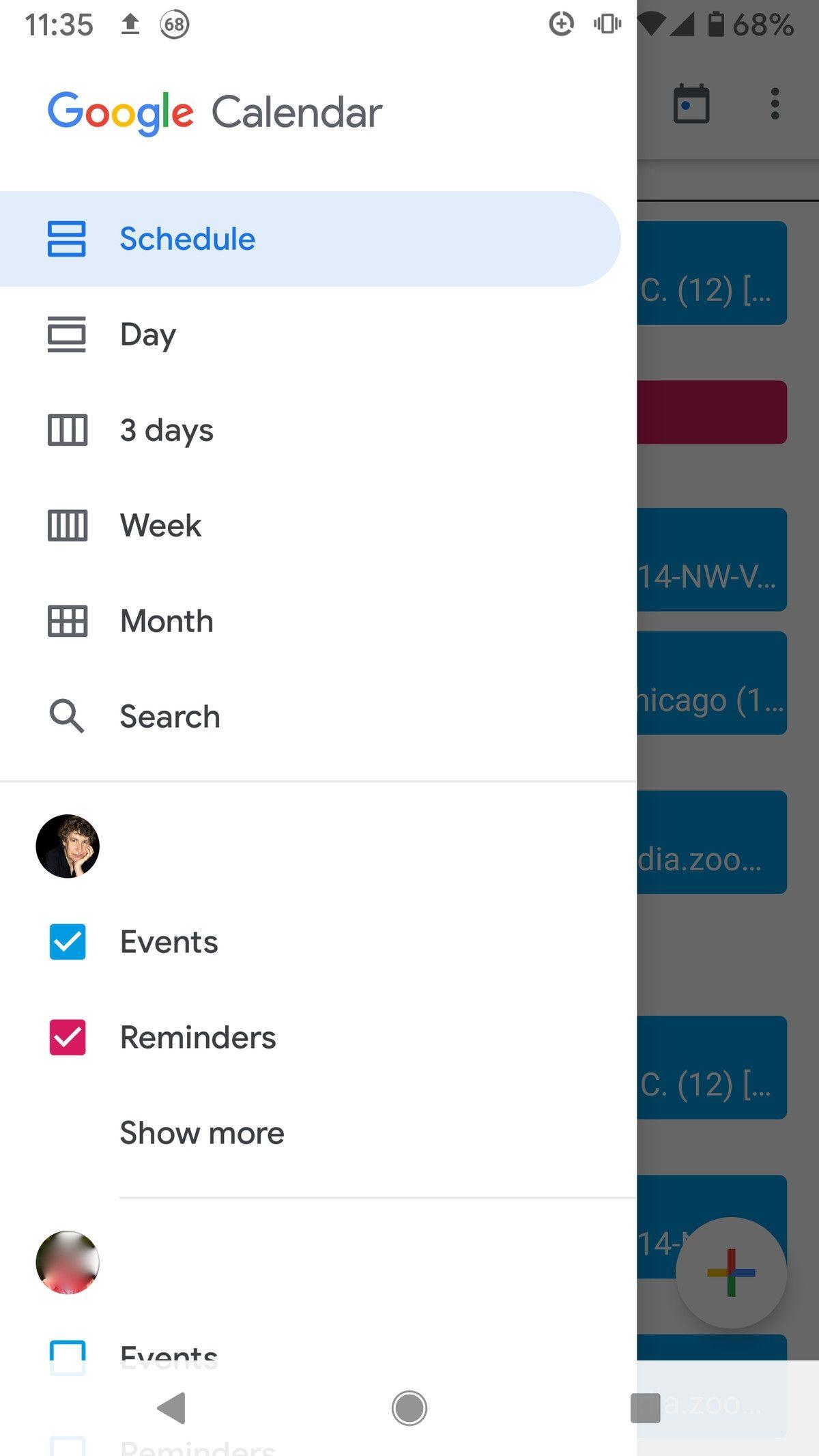 Week Calendar App Review in 2020 Calendar app, App