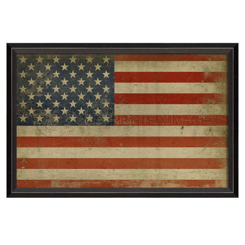 American Flag Framed Print | Products | Pinterest | Flags and Products