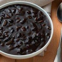 Au Bon Pain Black Bean