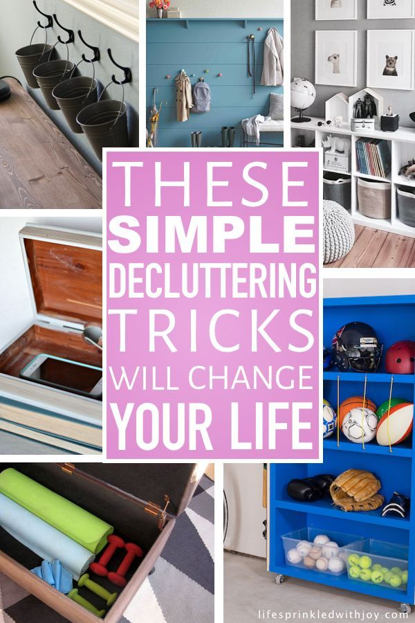 The Best Catch-All Ideas For Staying On Top Of All The Clutter ...