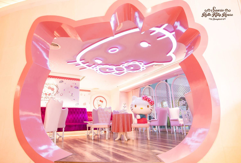 Sanrio Hello Kitty House Bangkok G Floor