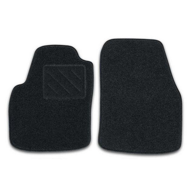RAU Passform-Fußmatten (2 Stück), Seat Arosa Fließheck, Bj.: 5/97 - online kaufen   OTTO