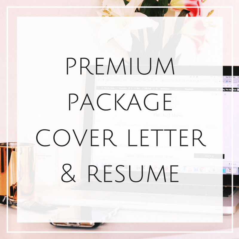 Attain inexpensive cover letters and resume