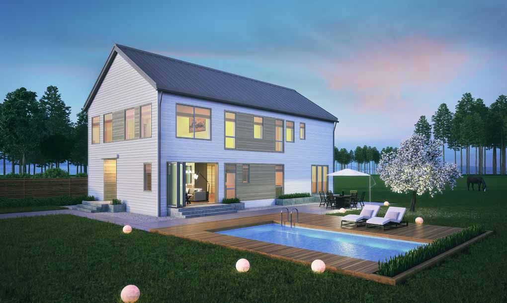Blu Homes Launches 16 New Prefab Home Designs, Including New Tiny Homes |  Inhabitat
