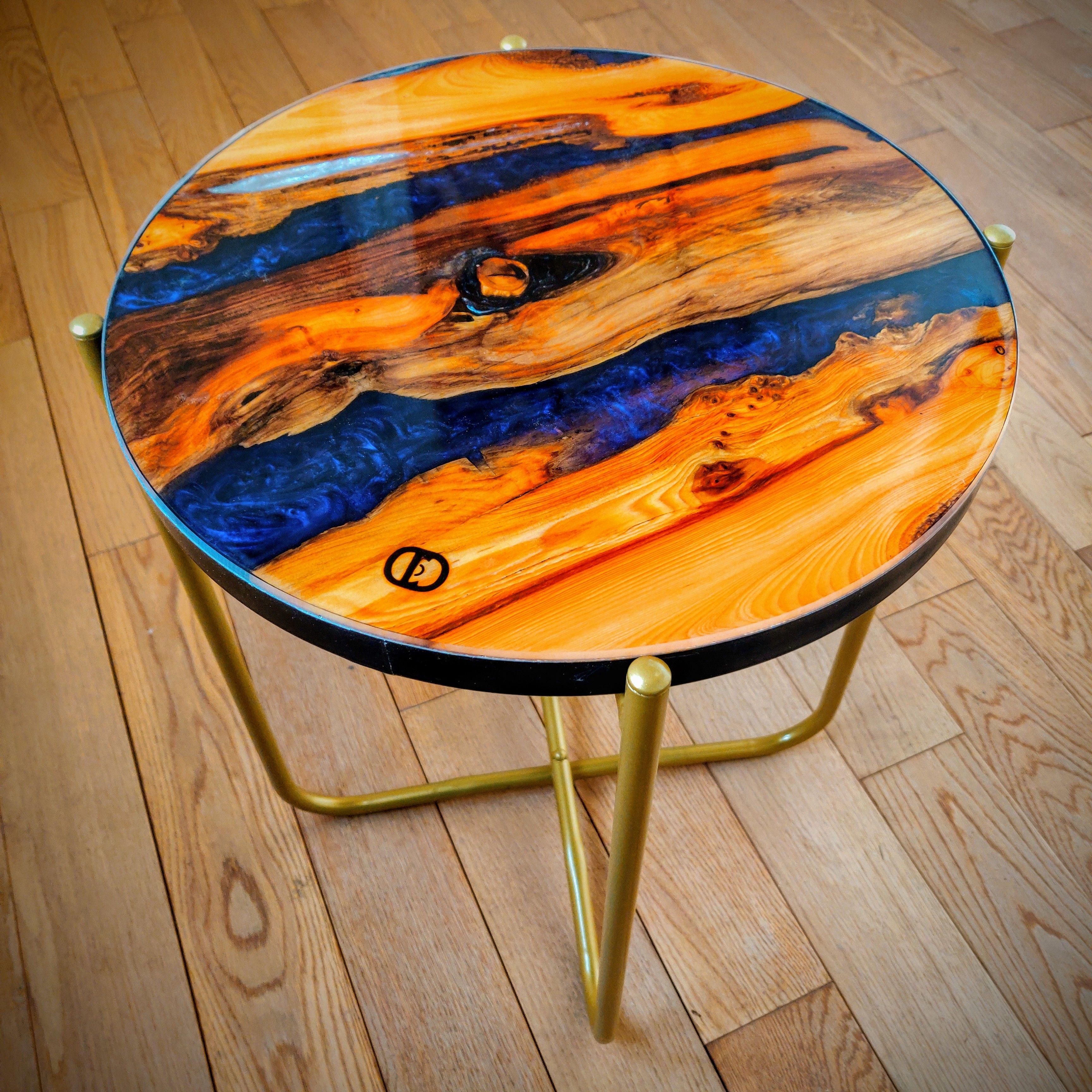 Petite table basse détournée  Table basse, Petite table basse, Table
