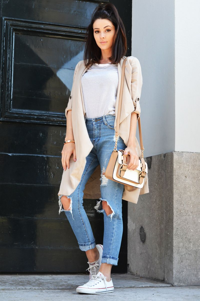 the dos and don'ts of the highwaisted jeans outfit  high