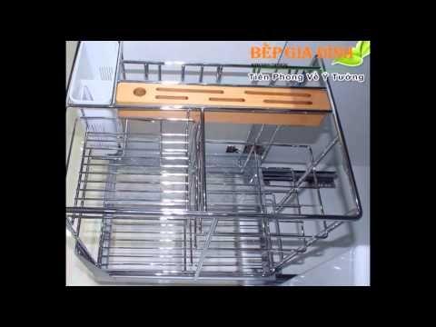 Phụ Kiện Tủ Bếp Higold - Kệ gia vị cho tủ bếp inox