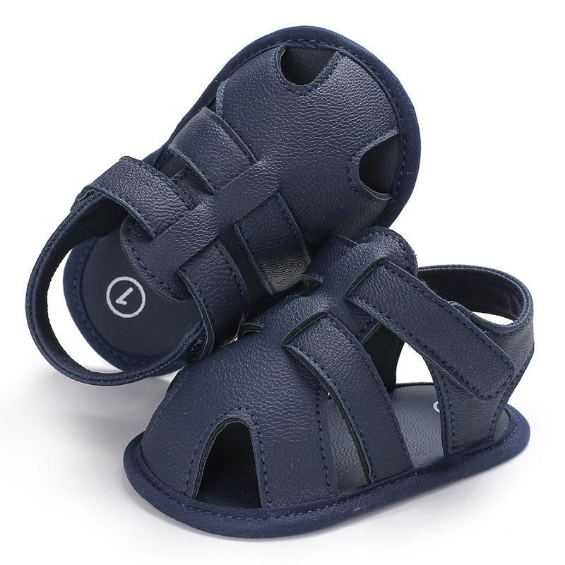 Casual Leather Baby Boy Sandals Soft