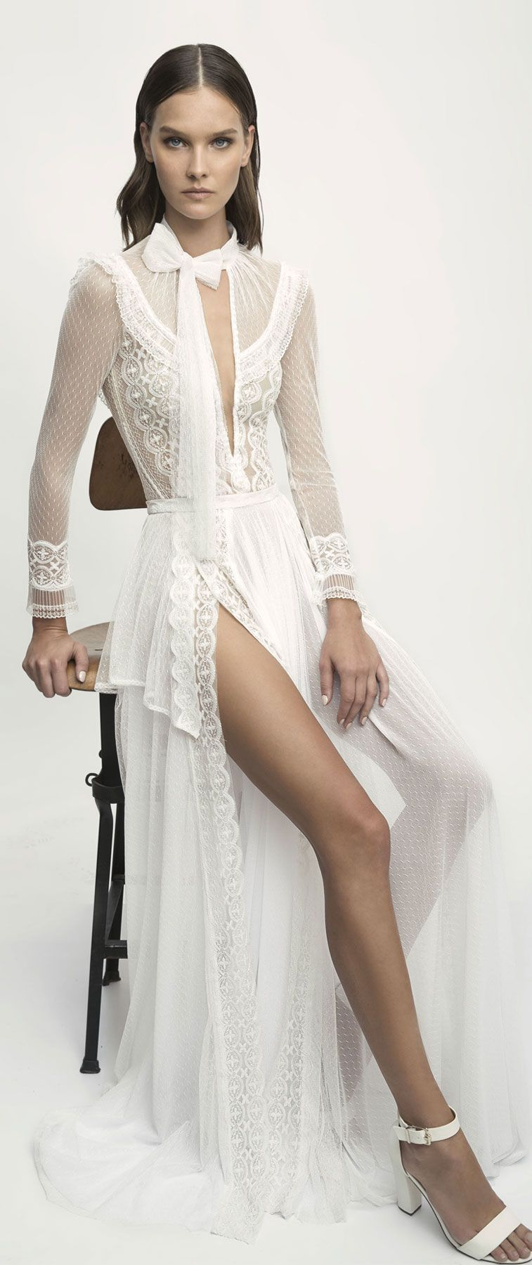 Lior charchy wedding dresses nyc bridal collection