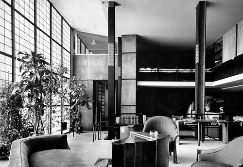 Maison de Verre  Paris 1931 Pierre Chareau
