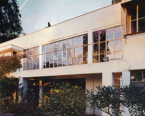 Eileen Gray E 1027 restoration of eileen gray s ground breaking villa e 1027 in