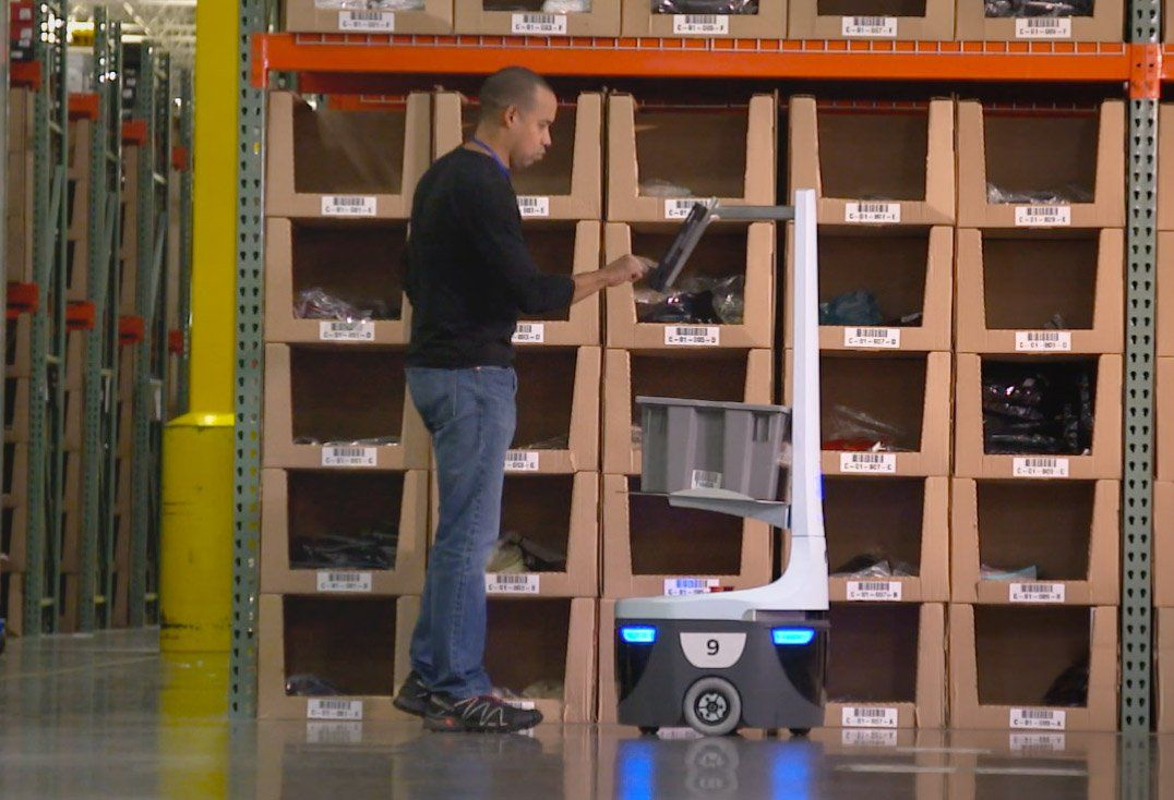 7 companies that are replacing human jobs with robots
