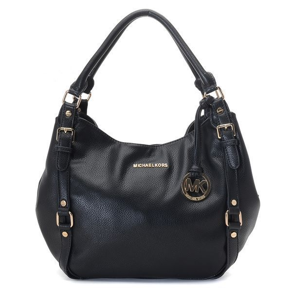 This is the MK bag - love it! Professional And Unique Style Michael Kors  Bedford Large Black Shoulder Bags In Our Online Store Will Touch Your Heart!