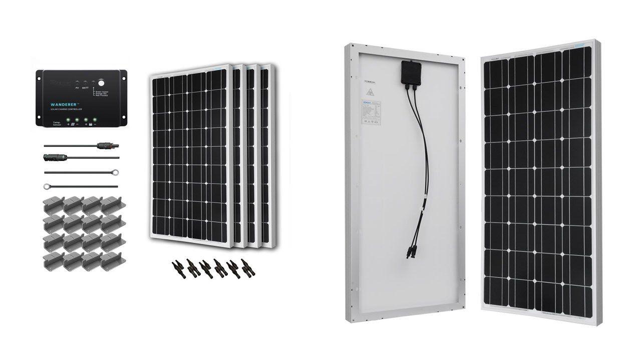 Top 5 Best RV Solar Panels Reviews 2016 Best Solar Panels
