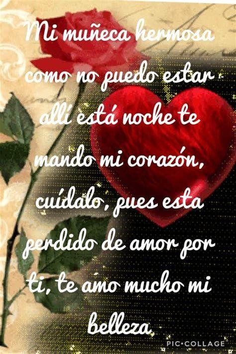 Corazón Miooo | Frases Románticas De Amor, Frases Bonitas