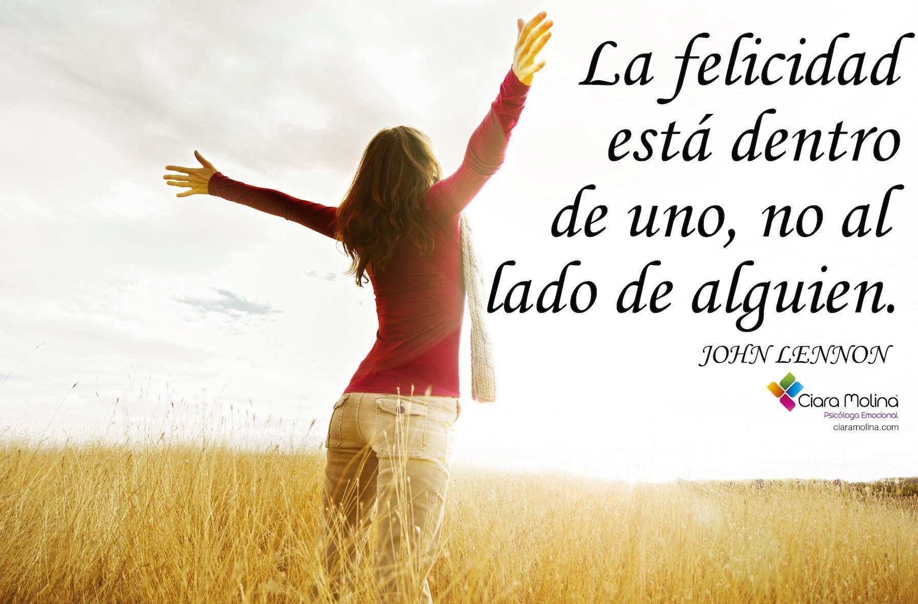 TODO EMPIEZA POR UNO MISMO... (((Sesiones y Cursos Online www.ciaramolina.com #psicologia #emociones #salud)))