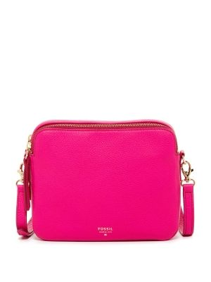 b552ae906dfc MYR 587.00 Fossil Sydney Leather Crossbody | Lussonet | L's Bag Bag ...