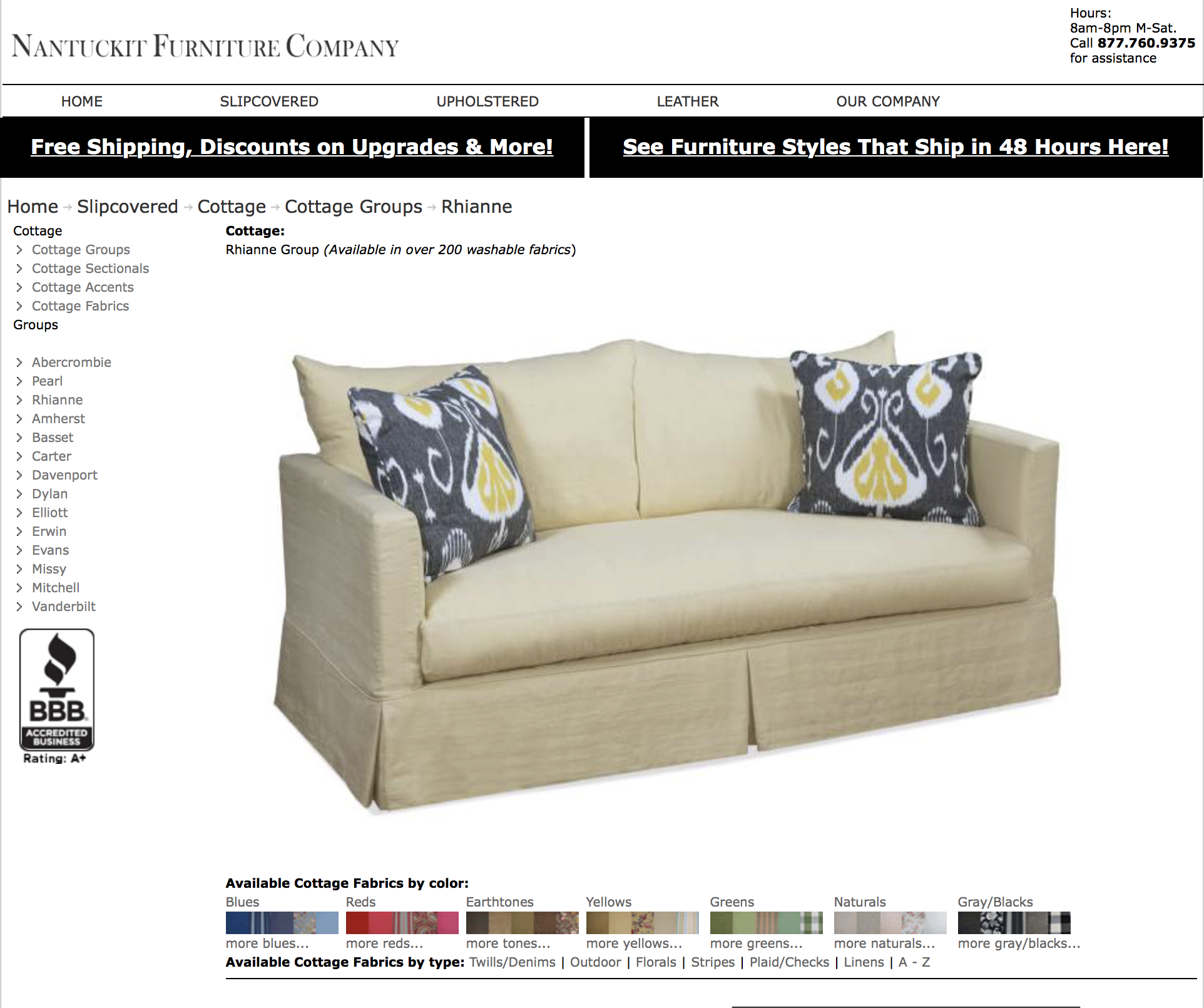 House FurnitureAlexandriaSofaElegantFabric SamplesFabric SwatchesCome  InToss PillowsTossed
