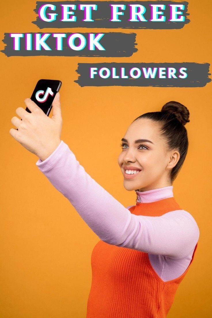 Free tik tok followers no verification tik tok fan