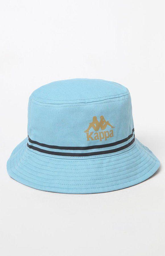 355dbd68e88924 Kappa Logo Bucket Hat | Products | Hats, Bucket hat, Mens bucket hats