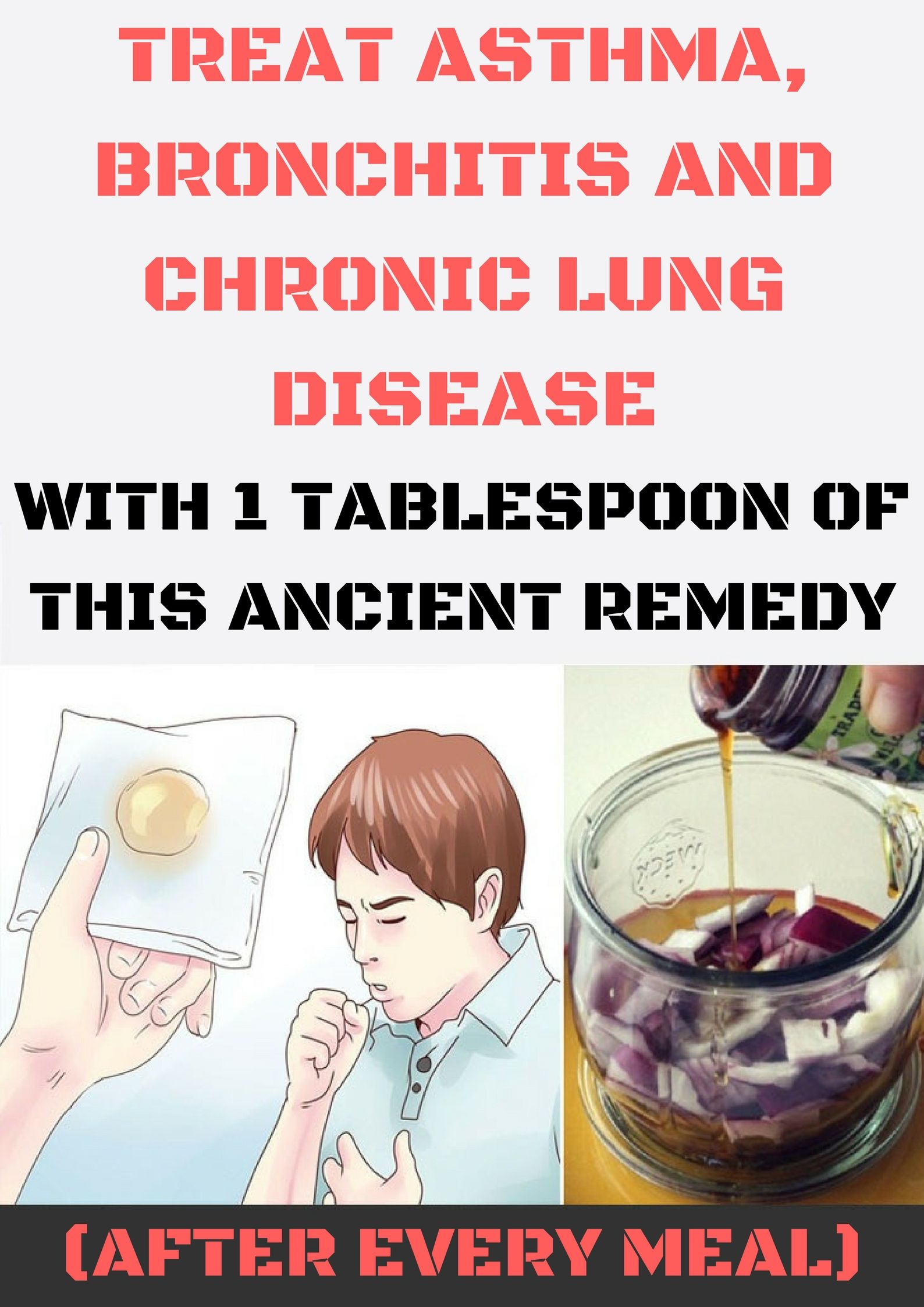 Treat Asthma, Bronchitis And Chronic Lung Disease With 1 ...