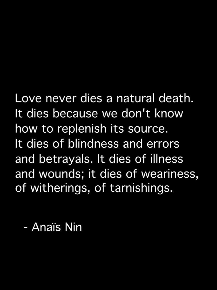 Anais Nin Anais Nin Quotes Cosmic Quotes Anais Nin
