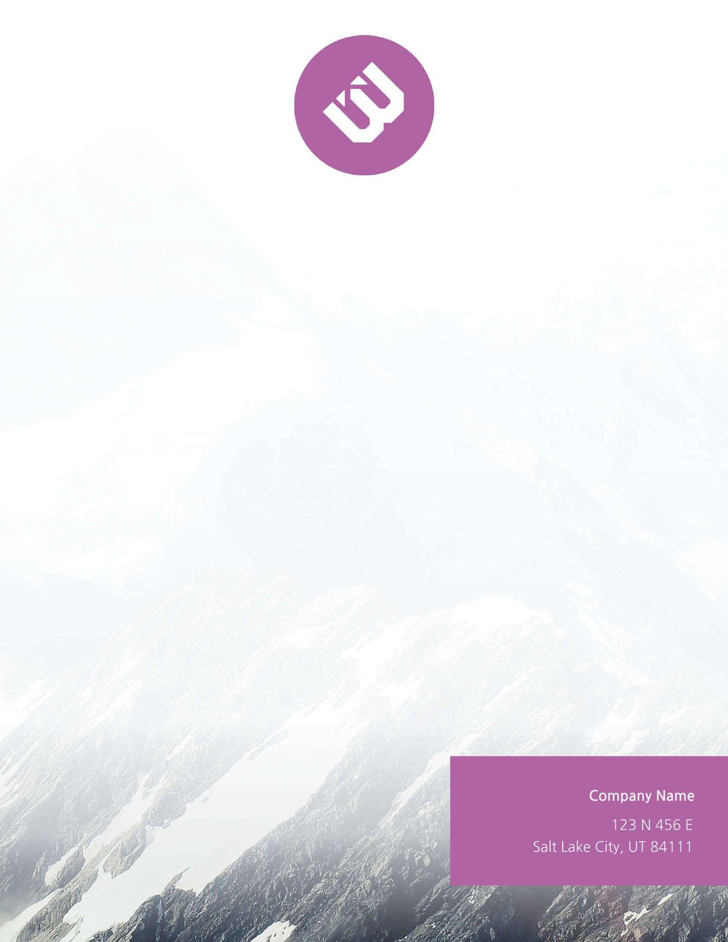 letterhead maker design letterheads online [7 free example mail for sending resume cv format pdf students template customer service representative