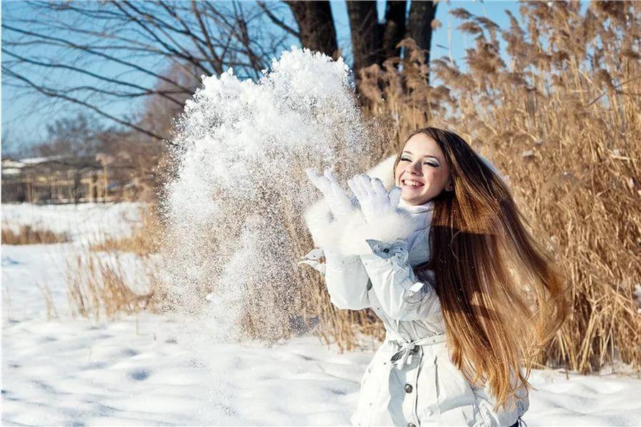 Фотосессии в зимнем лесу требуются девушки на работу екатеринбург