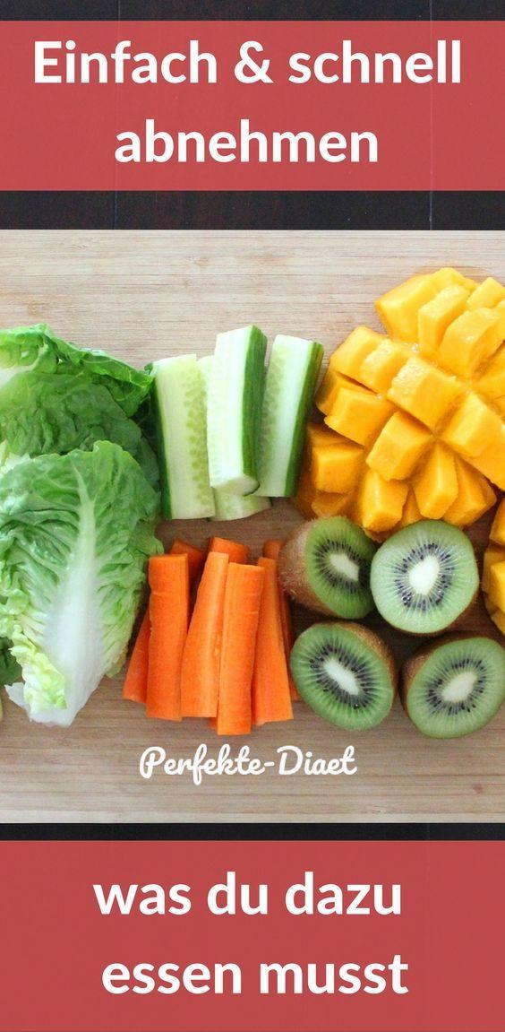 Wenn ich alle Früchte esse, verliere ich Gewicht