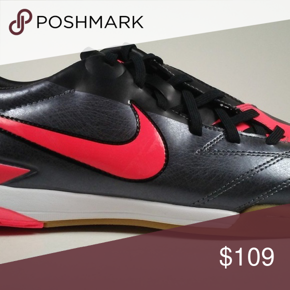 8f7fbab20 Rare! 2011 Nike T90 Shoot IV IC Soccer Shoes Attention !!! Be the ...