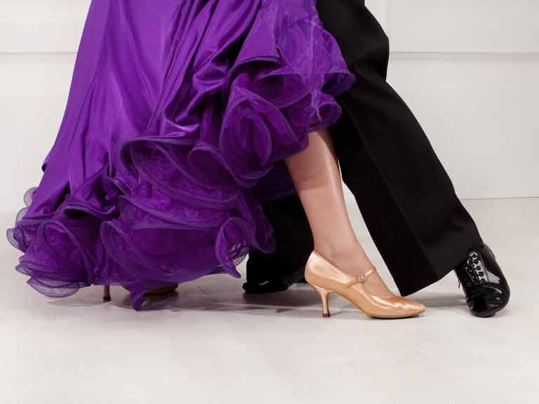 Ballroom dancing will get you fit, healthy and happy. Learn how to get started.