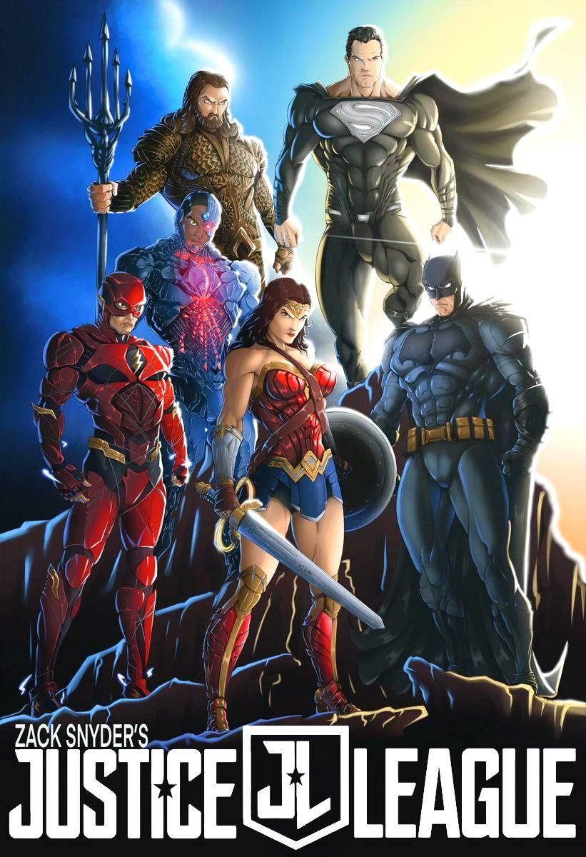 Justice League By Tony Neva In 2021 Justice League League Tony