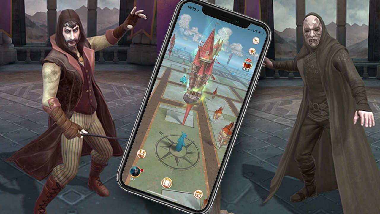 Gamespot Harry Potter Wizards Unite Ios Gameplay Fan Of Pokemon Go Check Out Niantic S Newest Location Based Augment Niantic Video Game Music Harry Potter