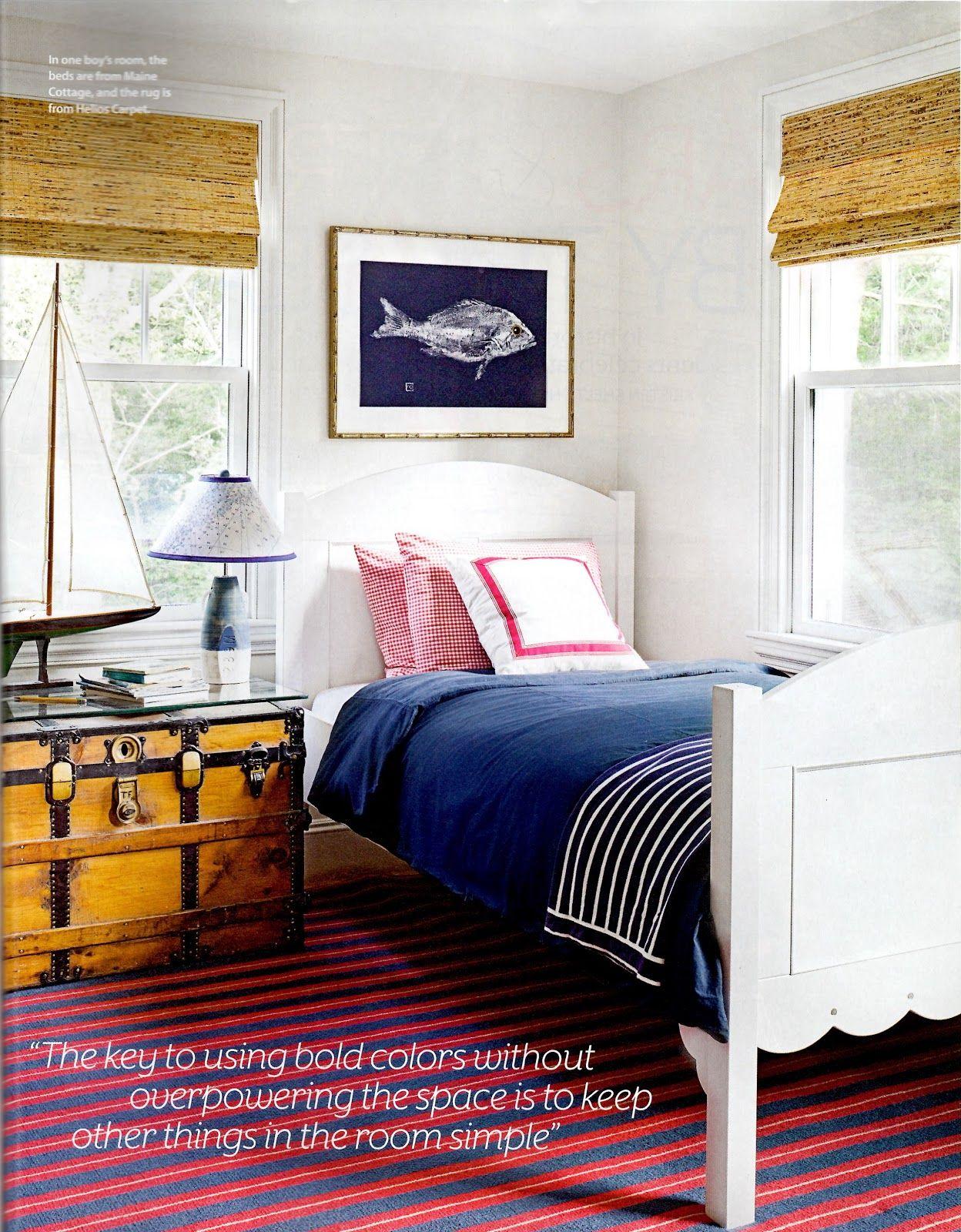 lynn morgan  nautical chic  coastal bedrooms home decor