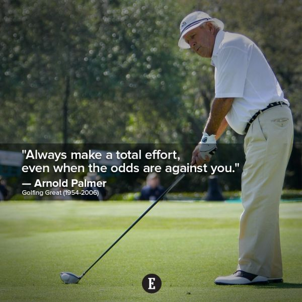 15 Motivational Quotes From Legends In Sports Golf Quotes Long Drive Quotes Golf Inspiration