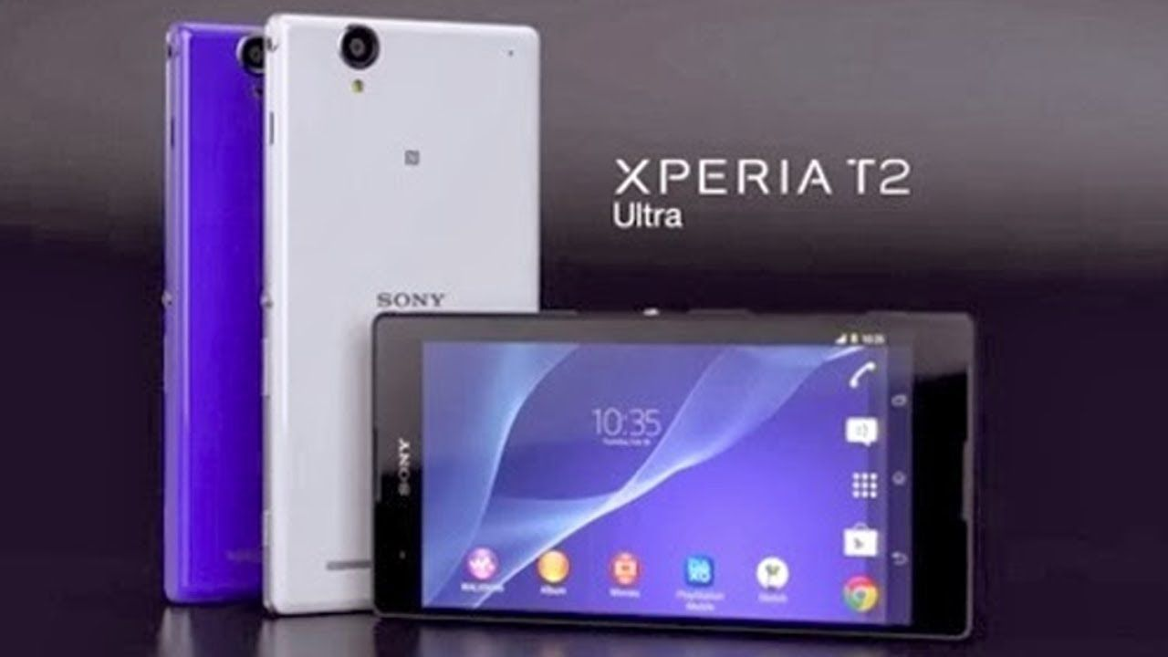 Sony Xperia Android 5 0 Lollipop Update: Xperia T2 Ultra And