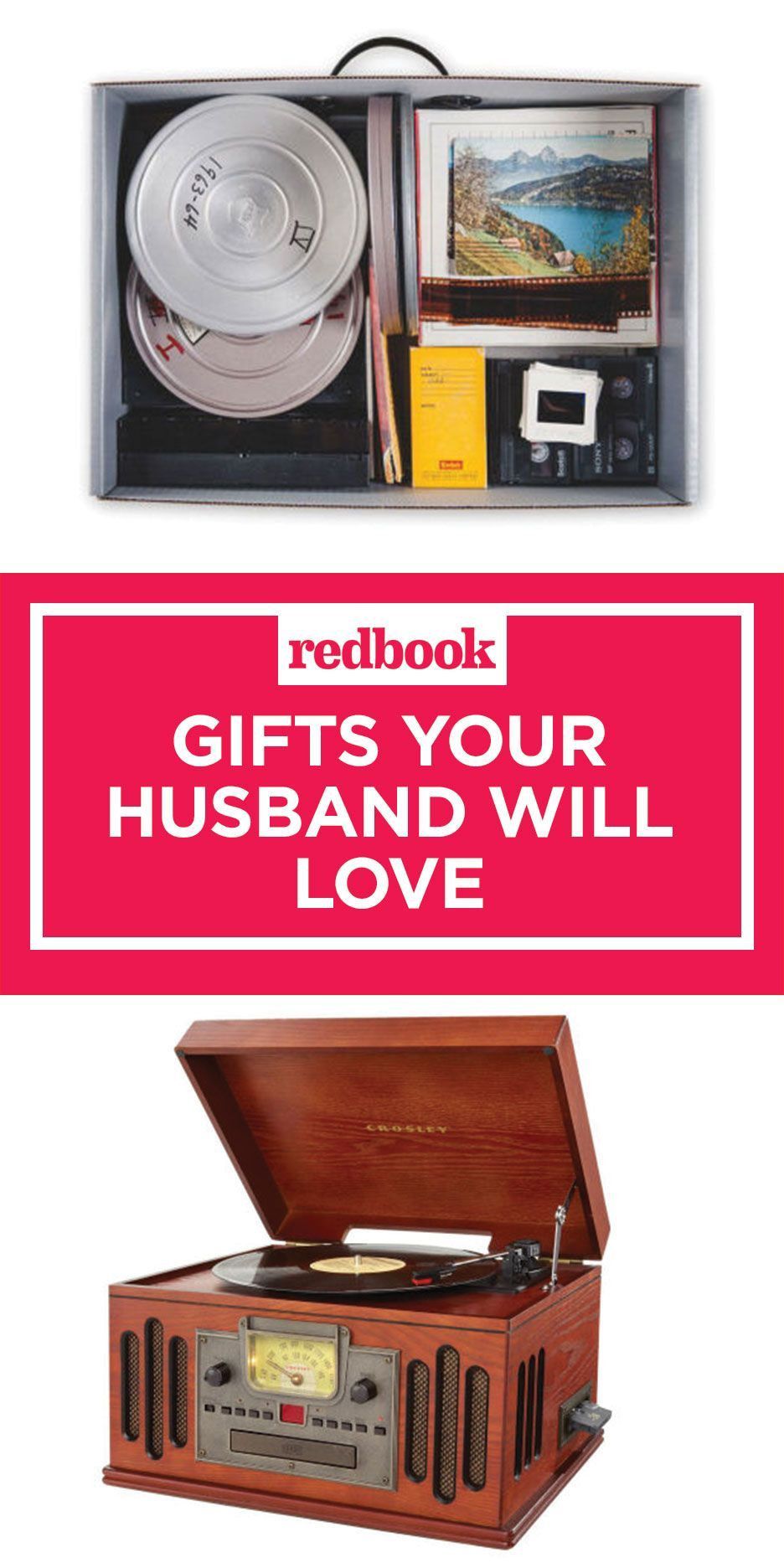 35 Gifts for the Husband Who\'s Impossible to Buy For   Happy ...