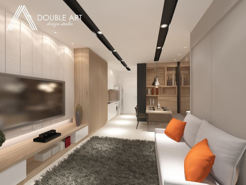 10 Small Apartment Interior Designs In Malaysia Apartment